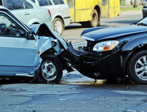 Unfall – Was tun? Woran man unbedingt denken sollte!